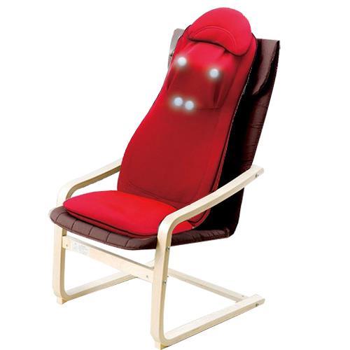 【買墊送椅再送白髮用洗髮乳】DOCTOR AIR MS-002 3D 立體按摩椅墊   《12期0利率》