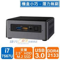 Intel NUC BOXNUC7i7BNH(i7-7567U)