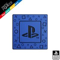 【客訂】Game Power 止滑矽膠杯墊 藍黑 (OLP-WLA-01BB)