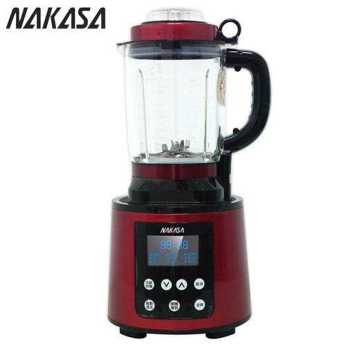 NAKASA仲佐 全營養冷熱數位生機調理機 IB-1306