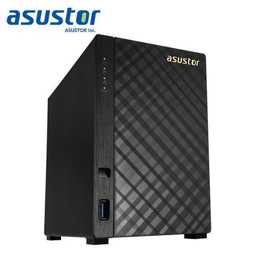 ASUSTOR華芸 AS-1002T V2 2Bay 網路儲存伺服器