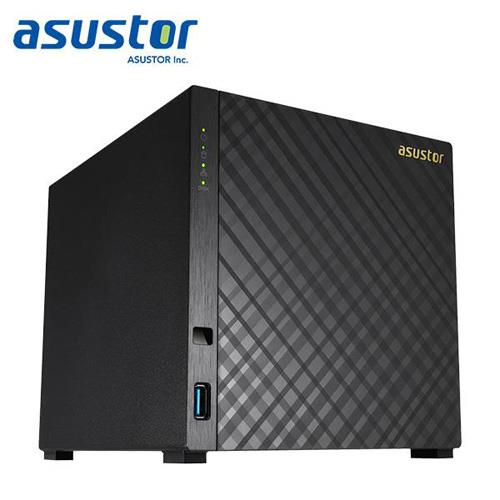 ASUSTOR 華芸 AS-1004T V2 4Bay網路儲存伺服器