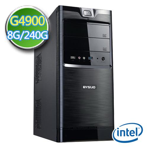技嘉B360平台【野兽杀手】G系列双核 SSD 240G效能电脑
