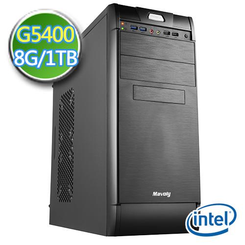 技嘉B360平台【数秘骑士】G系列双核 1TB效能电脑