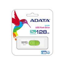 ADATA 威剛 UV320 128GB USB3.1 上推式隨身碟 ( 白色 )
