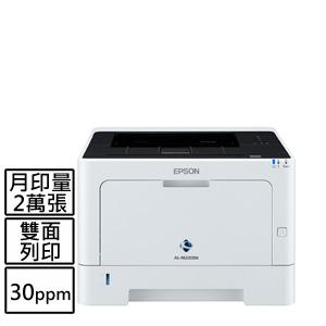EPSON A4黑白商用雷射網路印表機  AL-M220DN