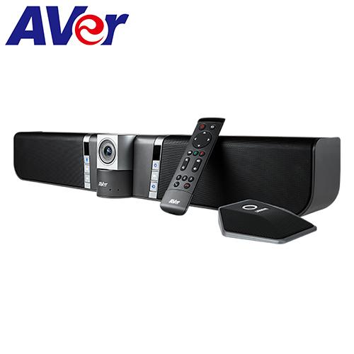 AVer 圓展科技 VB342 4K 高畫質視訊會議系統 Sound Bar