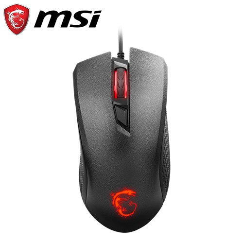 MSI 微星 Clutch GM10 電競滑鼠