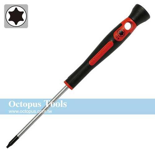 Octopus TX7x80mm精密星型起子BONDHUS #14144