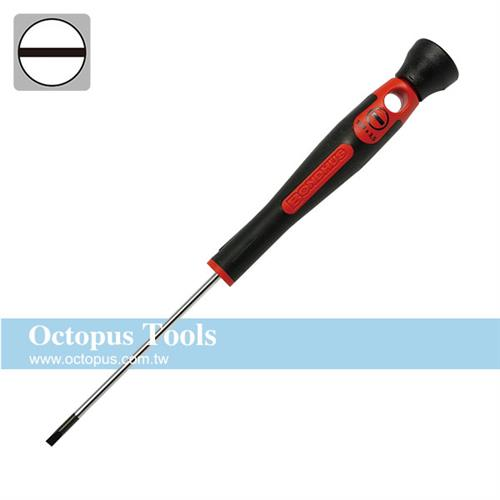 Octopus 3.0x75mm精密一字起子BONDHUS #14005