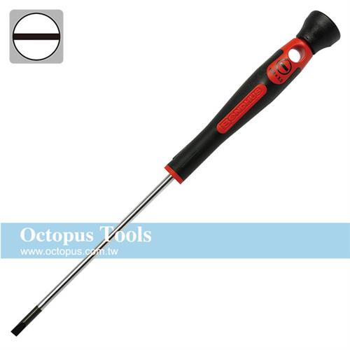 Octopus 3.5x100mm精密一字起子BONDHUS #14007(488.14007)