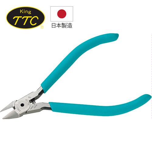 KING TTC 5吋 斜口鉗 PM-120 日本製