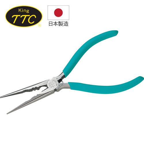 日本製 KING TTC 圓口尖嘴鉗 MR-150SP