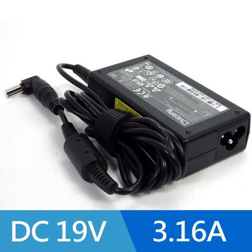 NOTEBOOK 筆記型電腦變壓器 DC19V  3.16A 60W