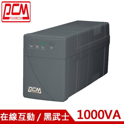 PCM科风 1KVA 在线交互式UPS不断电系统 BNT-1000AP