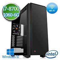 技嘉B360平台【战祸孤星】i7六核 GTX1060-6G独显 1TB效能电脑