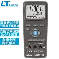 Lutron路昌 4 1/2 LCR錶 LCR-9183