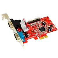 Awesome PCIe 1埠Printer+2埠RS-232 I/O卡 AWD-9901PR2