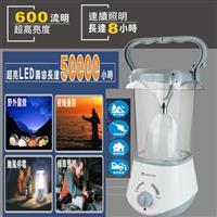 kinyo 超亮LED充電式露營燈CP-02