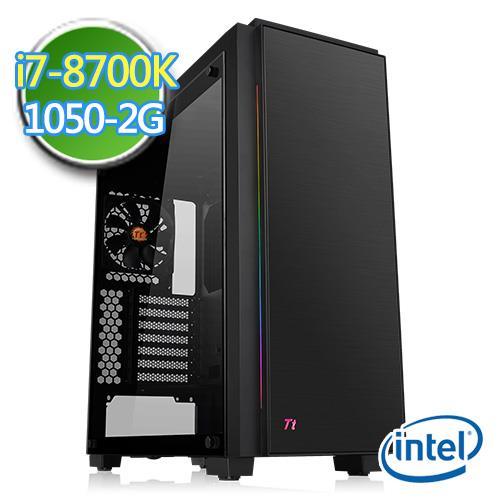 技嘉Z370平台【肃正剑豪II】i7六核 GTX1050-2G独显 1TB效能电脑