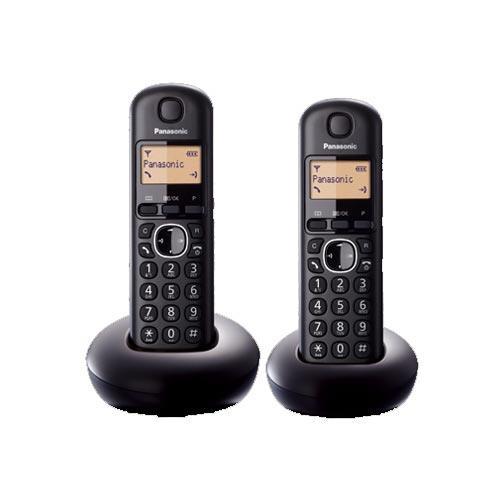 Panasonic国际牌 DECT数码无线电话 KX-TGB212 黑