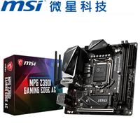 MSI微星 MPG Z390I GAMING EDGE AC 主機板