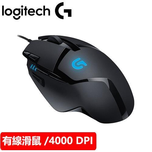 Logitech 羅技 G402 高速追蹤電競滑鼠【限量省$211~限量11支】