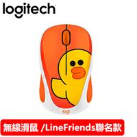 Logitech 羅技 Line Friends 聯名無線滑鼠 莎莉