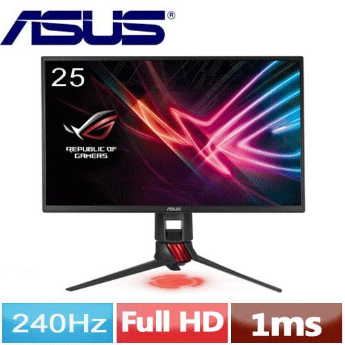 【福利精品】ASUS 24.5型 ROG Strix XG258Q 電競螢幕