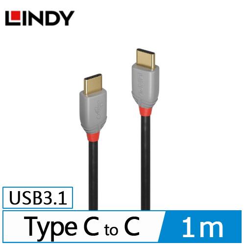 ANTHRA LINE USB 3.1 GEN 2 T 公 TO 公 傳輸線+PD智能電流晶片 1M