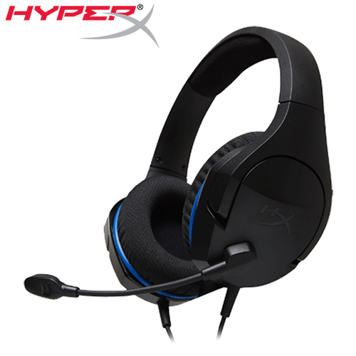 HyperX 金士頓 Cloud Stinger Core 電競耳機 (HX-HSCSC-BK)