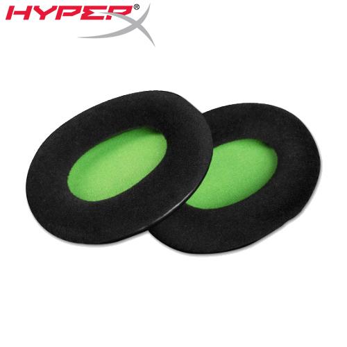 HyperX 金士頓 Cloud 耳墊 黑綠 (HXS-HSEP3)