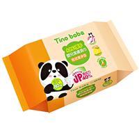【Tino小安安】嬰兒柔濕紙巾-加厚型潔膚濕巾 (80抽x24包)