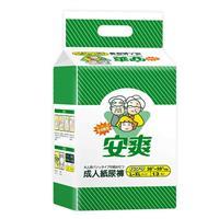【安爽】全功能成人紙尿褲L-XL號 防漏加強型 (13片x6包)