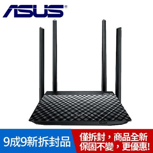 【拆封9成9新】ASUS 華碩 RT-AC1300UHP 無線分享器