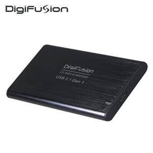 伽利略USB3.1 Gen1 SATA/SSD 2.5吋鋁合金硬碟外接盒(HD-335U31S)
