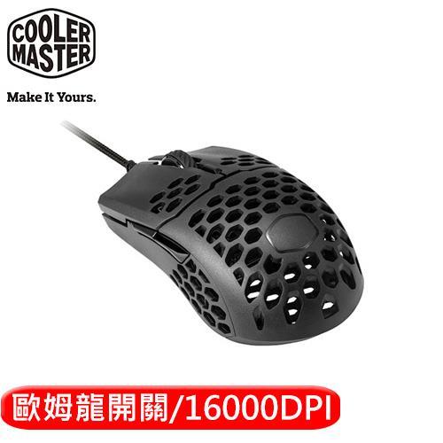 Cooler Master 酷媽 MM710 電競滑鼠 黑色