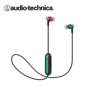 鐵三角 ATH-CK150BT 無線耳機麥克風組(狂熱色)