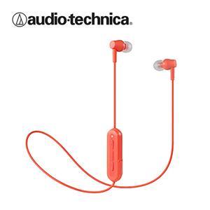 鐵三角 ATH-CK150BT 無線耳機麥克風組(粉紅色)
