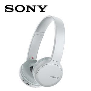 SONY無線藍牙頭戴式耳麥WH-CH510-W白