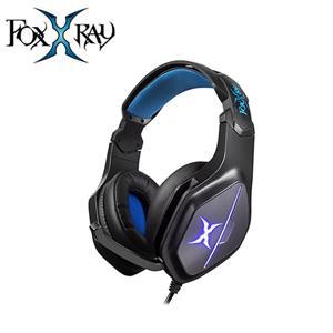 FOXXRAY 狐鐳 烈風響狐電競耳機麥克風