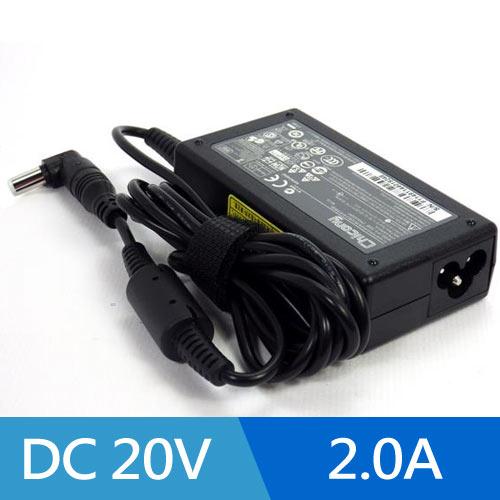 NOTEBOOK 筆記型電腦變壓器 DC20V 2A