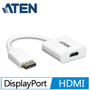 ATEN 宏正 DisplayPort 轉 HDMI 主動式轉接器 VC985