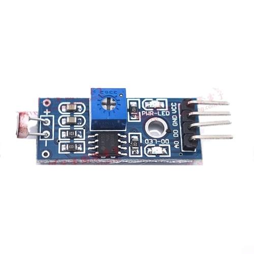 可調光敏電阻(光感)模組