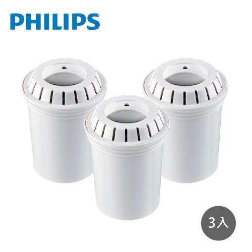 PHILIPS 超濾四重過濾濾芯(三入)  AWP201