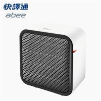 快譯通Abee 迷你型陶瓷電暖器  PTC-MINIW