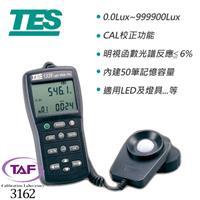 【亮度量測TAF校正套餐】泰仕 專業級照度計 TES-1339 + TAF報告書