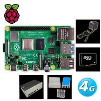 【全配超值套餐】Raspberry Pi 4 B版 4G