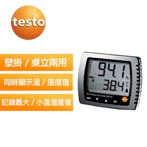 TESTO 德國工業級溫濕度計 608-H2