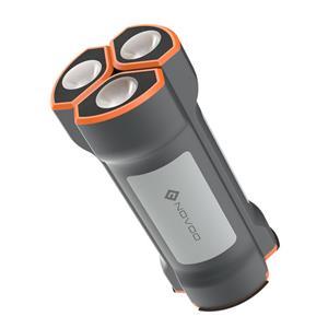 【Novoo】磁吸式LED照明行動電源-三入完整組